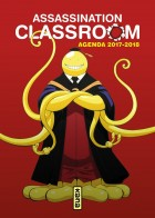 Agenda Kana 2017-2018 Assassination Classroom
