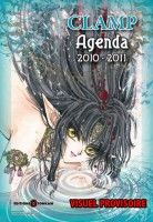 manga - Agenda Clamp 2010-2011