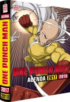 manga - Agenda Kaze 2017-2018 - One Punch Man