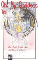 Manga - Manhwa - Oh! my goddess de Vol.16