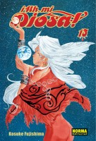 Manga - Manhwa - Ah, Mi Diosa! es Vol.13