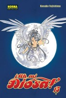 Manga - Manhwa - Ah, Mi Diosa! es Vol.15