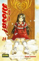 Manga - Manhwa - Ah, Mi Diosa! es Vol.24