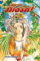 Manga - Manhwa - Ah, Mi Diosa! es Vol.3