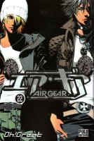 Air Gear Vol.22