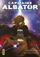 Manga - Manhwa -Capitaine Albator - Dimension Voyage Vol.2
