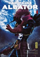 manga - Capitaine Albator - Dimension Voyage Vol.4