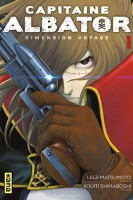 Manga - Manhwa -Capitaine Albator - Dimension Voyage Vol.1