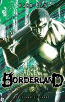 Alice in borderland Vol.13
