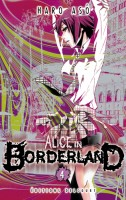 Mangas - Alice in borderland Vol.4