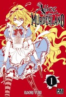 manga - Alice in Murderland Vol.1
