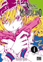 manga - Alice in Murderland Vol.4