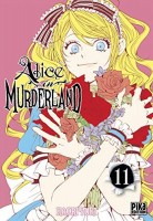 Alice in Murderland Vol.11
