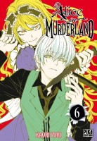 manga - Alice in Murderland Vol.6