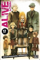 Manga - Alive Last Evolution Vol.17