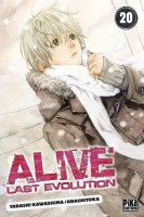 Mangas - Alive Last Evolution Vol.20