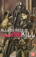 Mangas - All you need is kill - Roman poche