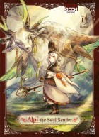 Manga - Manhwa - Alpi The Soul Sender Vol.1