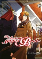 Manga - Manhwa -The Ancient Magus Bride Vol.10