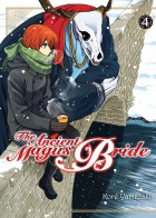 Mangas - The Ancient Magus Bride Vol.4