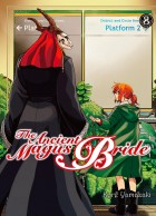 Manga - Manhwa -The Ancient Magus Bride Vol.8