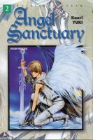 Angel sanctuary Vol.2