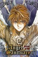 manga - Angel sanctuary - Nouvelle édition Vol.6