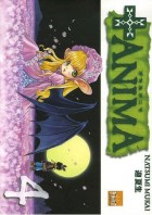 Manga - Manhwa -+Anima Vol.4