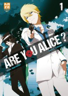 Manga - Are You Alice? Vol.1