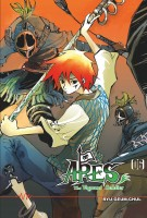 Mangas - Ares Vol.6