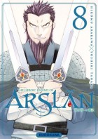 The Heroic Legend of Arslân Vol.8
