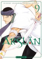The Heroic Legend of Arslân Vol.9