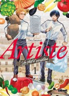 Mangas - Artiste - Un chef d'exception Vol.1