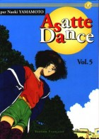 manga - Asatte dance Vol.5