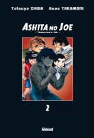 Manga - Manhwa -Ashita no Joe Vol.2