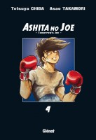 Manga - Manhwa -Ashita no Joe Vol.4