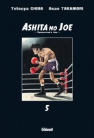 Manga - Manhwa -Ashita no Joe Vol.5