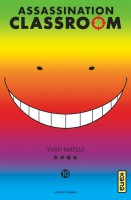 Manga - Assassination classroom Vol.10