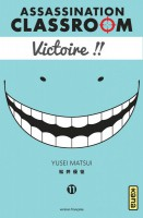 Manga - Manhwa -Assassination classroom Vol.11