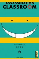 Manga - Assassination classroom Vol.2