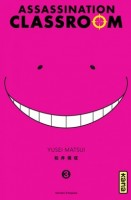 Manga - Assassination classroom Vol.3