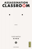 Manga - Assassination classroom Vol.5