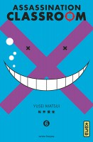 Manga - Assassination classroom Vol.6
