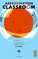 Manga - Assassination classroom Vol.8