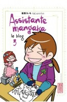 manga - Assistante mangaka le blog Vol.3