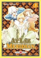 manga - At Laz Meridian Vol.3