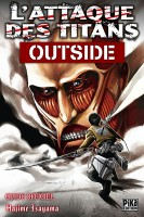 Manga - Manhwa - Attaque Des Titans Inside (l') - Guide officiel - Outside