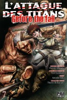 manga - Attaque Des Titans (l') - Before the Fall Vol.7