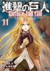 Manga - Manhwa - Shingeki no kyojin - before the fall jp Vol.11