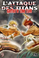 Manga - Attaque Des Titans (l') - Before the Fall Vol.9